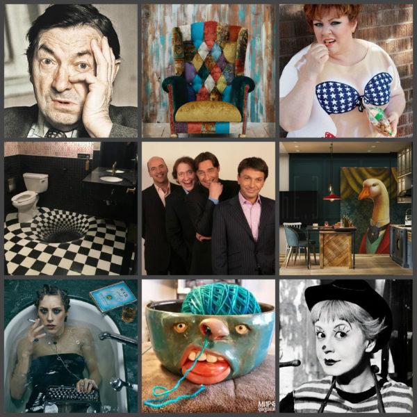 12 архетипов в быту: Шут | Гармонизатор пространства Юлия Смирнова